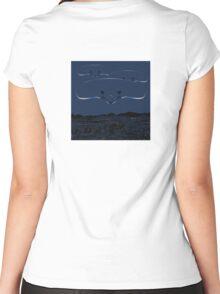Phoenix Lights - 1997 Women's Fitted Scoop T-Shirt
