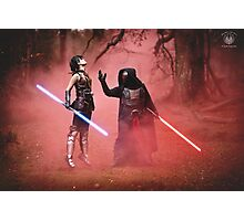 The Dark Side Calls - Star Wars The Old Republic Photographic Print