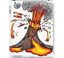 Volcano iPad Case/Skin