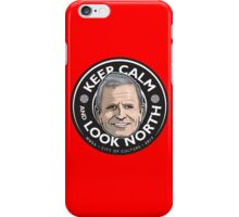Keep Calm with Peter Levy iPhone Case/Skin