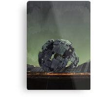Trashtemp Metal Print