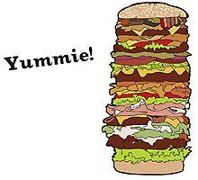 Yummie! Photographic Print