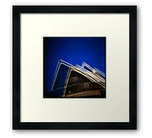 Double the Landmark Framed Print