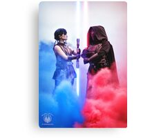 Face Off - Star Wars The Old Republic Canvas Print