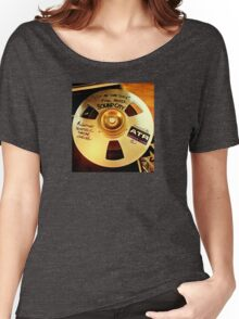 Recording tape studio Women's Relaxed Fit T-Shirt