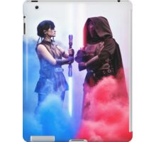 Face Off - Star Wars The Old Republic iPad Case/Skin