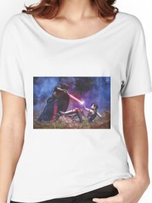 Best me - Star Wars The Old Republic Women's Relaxed Fit T-Shirt