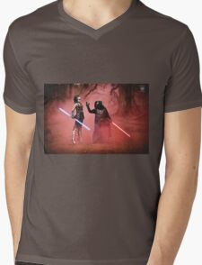 The Dark Side Calls - Star Wars The Old Republic Mens V-Neck T-Shirt