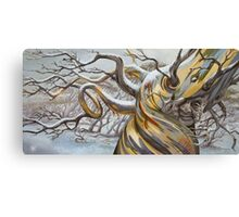 Spirit of Snowgum Canvas Print