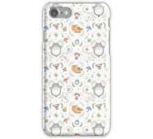 Neighborly Creatures iPhone Case/Skin