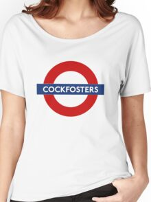 Cockfosters Women's Relaxed Fit T-Shirt