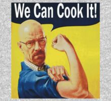 Breaking Bad- We Can cook it!!! One Piece - Short Sleeve