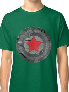 Winter Solider Shield Classic T-Shirt