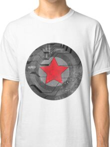 Winter Solider Shield Classic T-Shirt