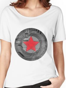Winter Solider Shield Women's Relaxed Fit T-Shirt