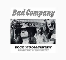 HOT BAD COMPANY ROCK 'N ROLL PERSONNEL Unisex T-Shirt