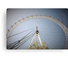 London Eye 2 Canvas Print