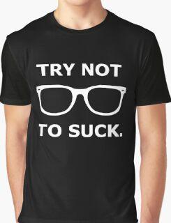 To Suck Graphic T-Shirt