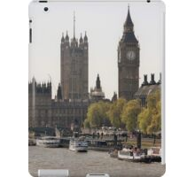 Thames View iPad Case/Skin