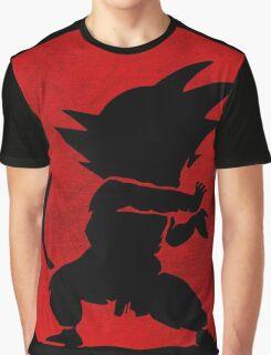 Kamehameha Graphic T-Shirt