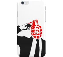 Pull The Pin - ONE:Print iPhone Case/Skin