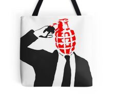 Pull The Pin - ONE:Print Tote Bag