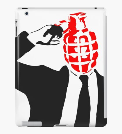 Pull The Pin - ONE:Print iPad Case/Skin
