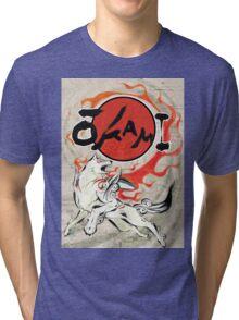 Classic Okami Tri-blend T-Shirt