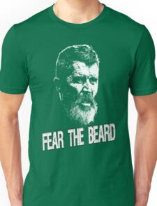 Roy Keane: Fear The Beard Unisex T-Shirt