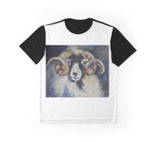 Swaledale Ram Graphic T-Shirt