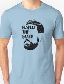Respect the BEARD! Unisex T-Shirt