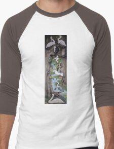 Willow River Men's Baseball ¾ T-Shirt
