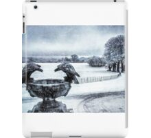 You dont scare me iPad Case/Skin