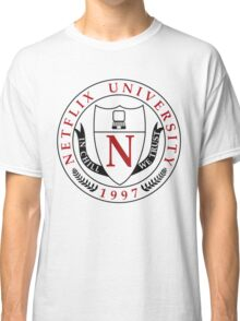 Netflix University Classic T-Shirt