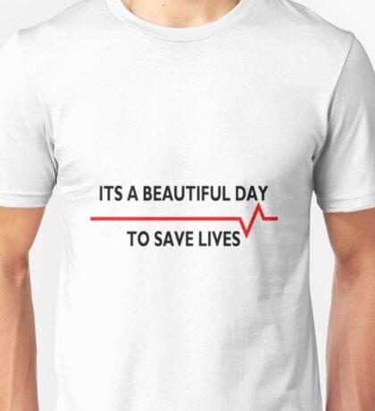 Beautiful day Unisex T-Shirt