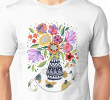 Calico Bouquet Unisex T-Shirt