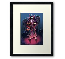 Shaman Witch Framed Print