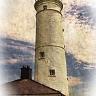 Nash Point Lighthouse East Tower by IanWL