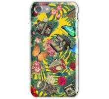 tropic yellow  iPhone Case/Skin