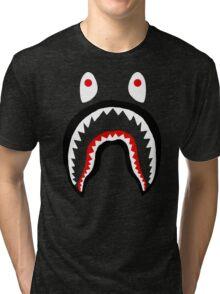 APE SHARK Tri-blend T-Shirt