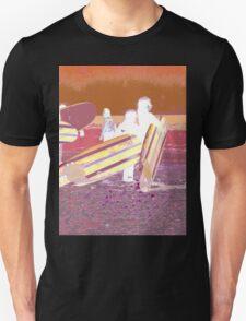 Surf Desert Off road T Shirt design  Unisex T-Shirt