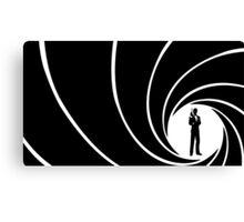 007 Canvas Print