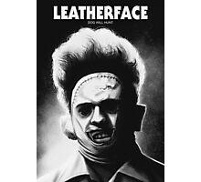 Eraserface Photographic Print