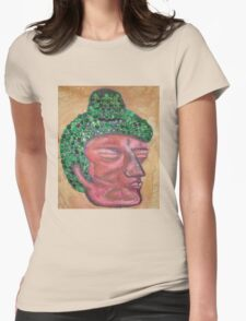 Ethnic collection - buda  Womens Fitted T-Shirt