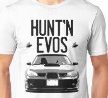 Subaru Impreza Hunt'n Evos -  Who doesn't love an Impreza? Unisex T-Shirt