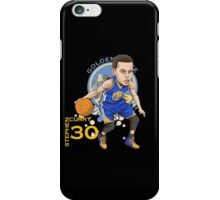 Stephen Curry3  iPhone Case/Skin