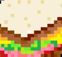 Pixel Sandwich Sticker