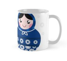 Beautiful Matroshka Doll set ( inspired by Slavic culture ) Mug