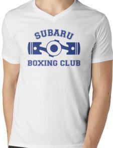 Subaru Boxing Club Mens V-Neck T-Shirt