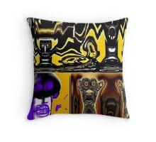 hidden origins Throw Pillow